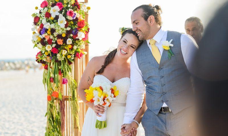 Kelly fitz wedding